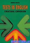 Tests in English. Structural Conversion