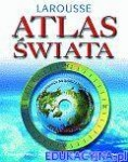 Atlas świata + CD
